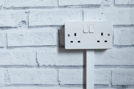 Hidden socket
