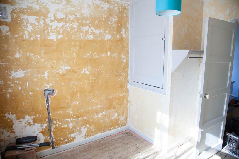 cupboard wall