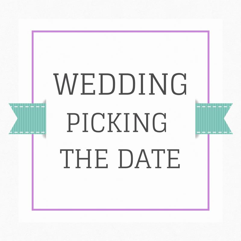 Picking A Wedding Date | Wedding Picking The Date Sam Alderson