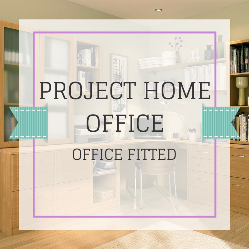 Project Home Office: Office fitted