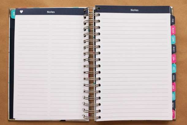 month-notes