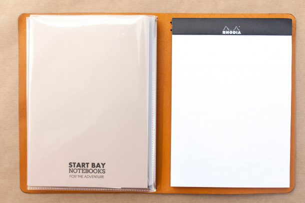 start-bay-notebook-cover-with-contents