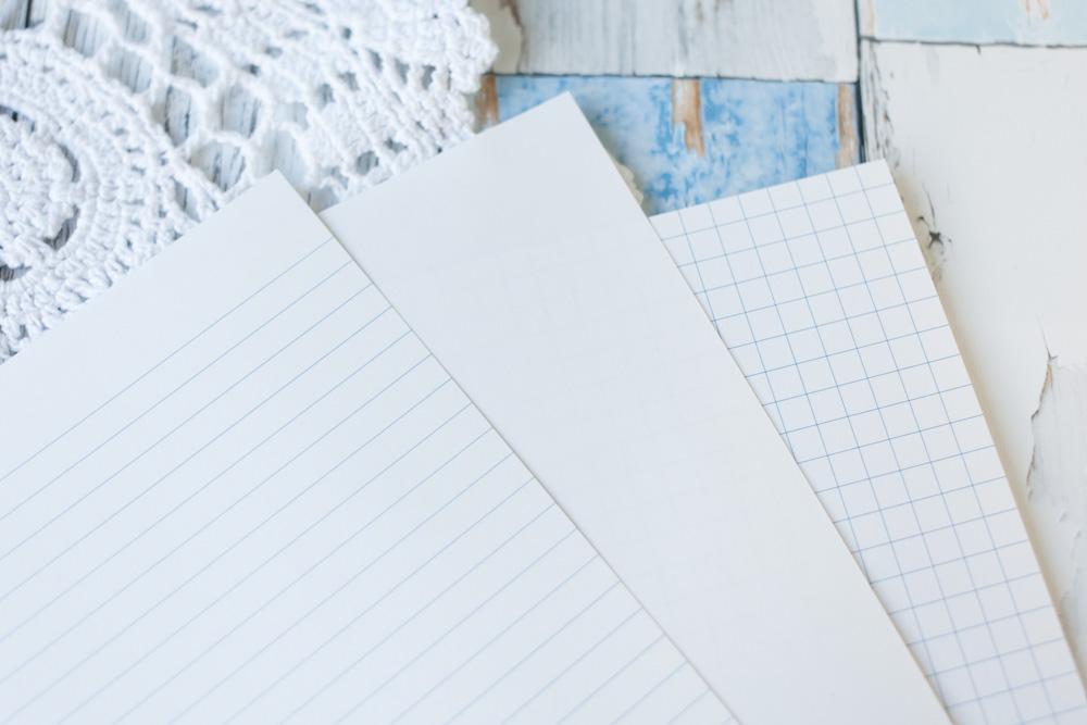 Filofax A5 Notebook Review and Set-up - Sam Alderson