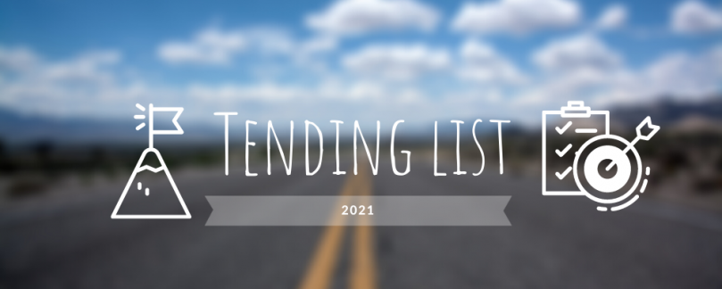 Tending List: March 2021