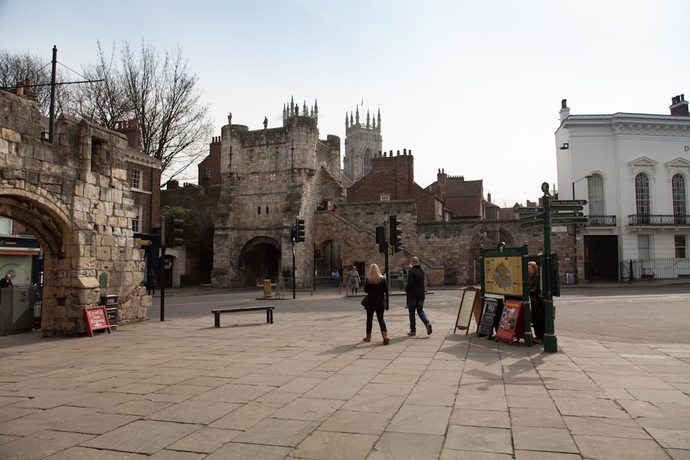 A Walk Around York: Beginning