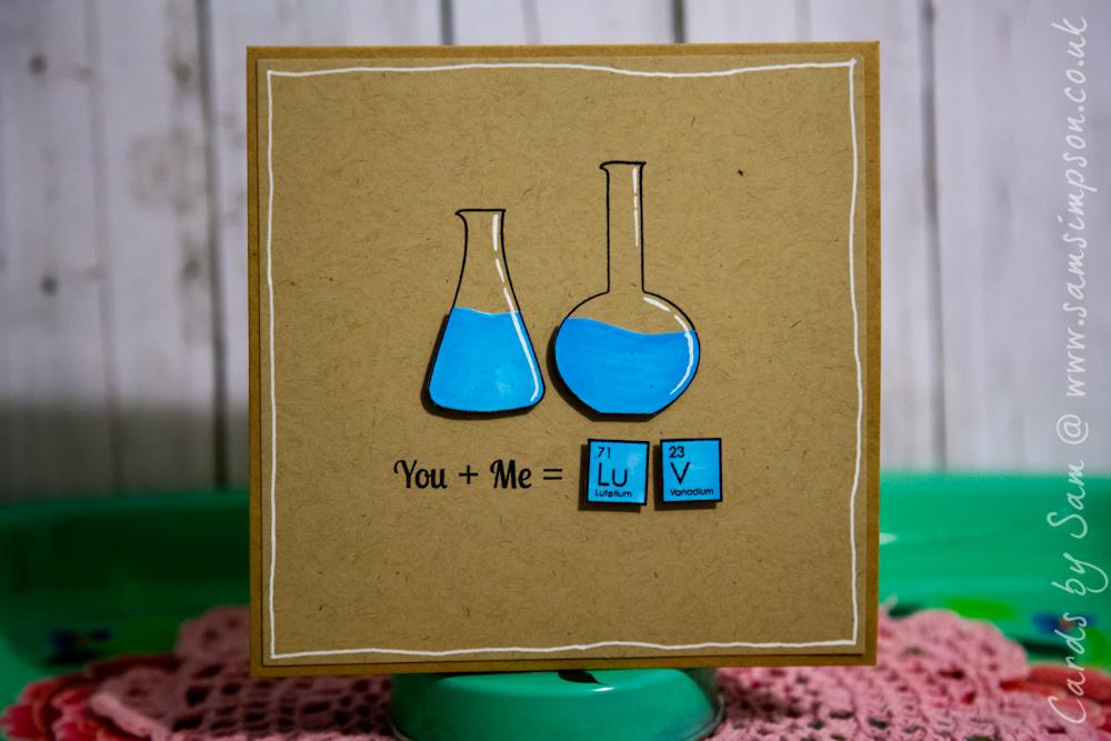 You And Me Equal Luv