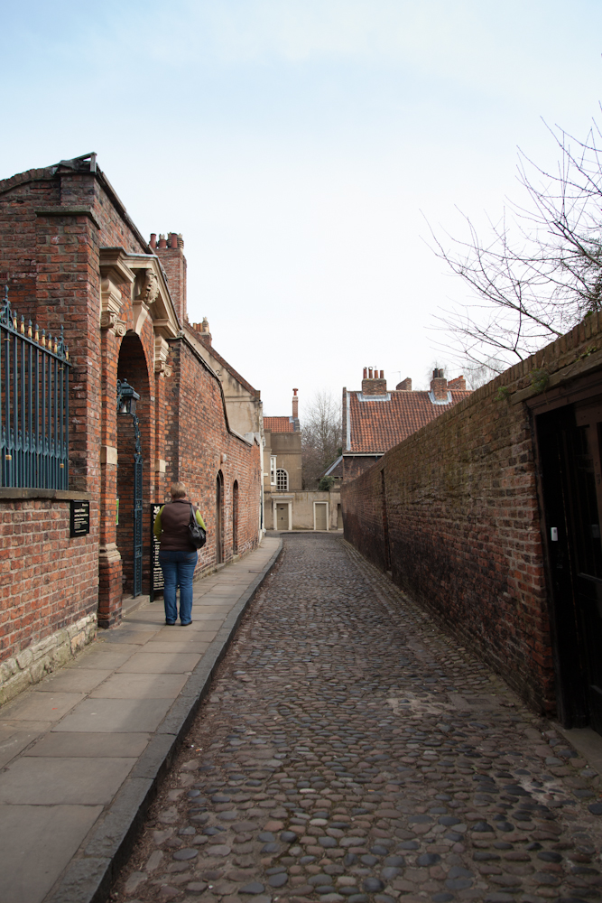 A Walk Around York: Chapter House Street