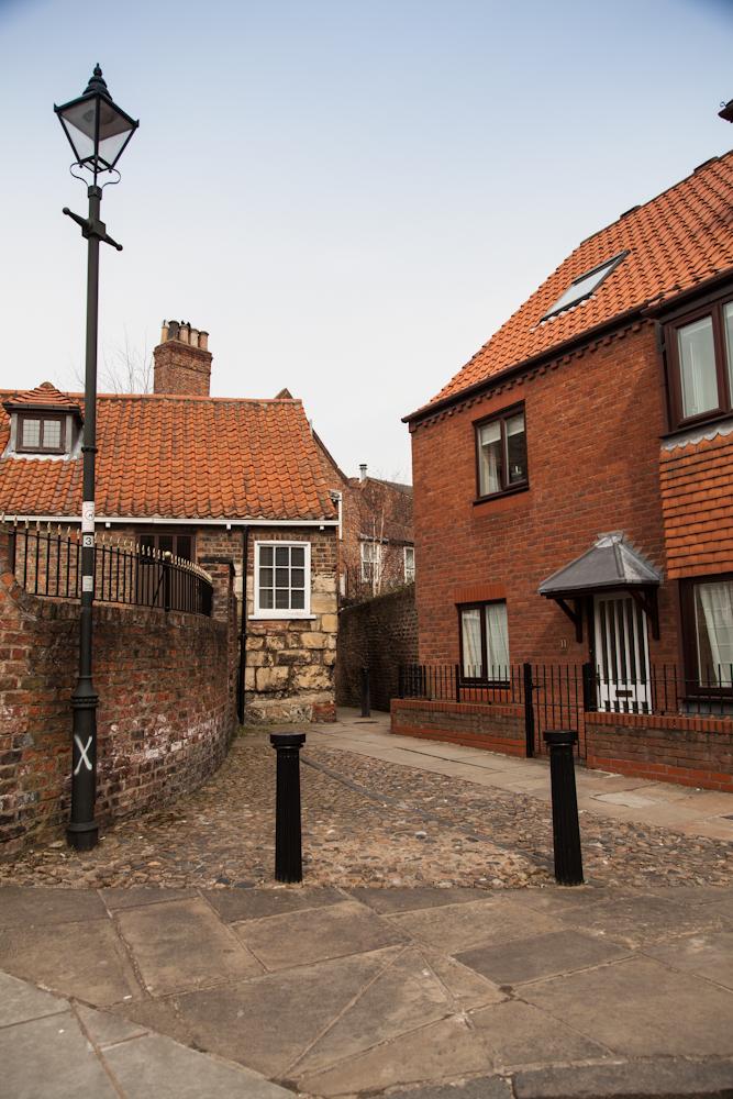 A Walk Around York: Bedern Passage