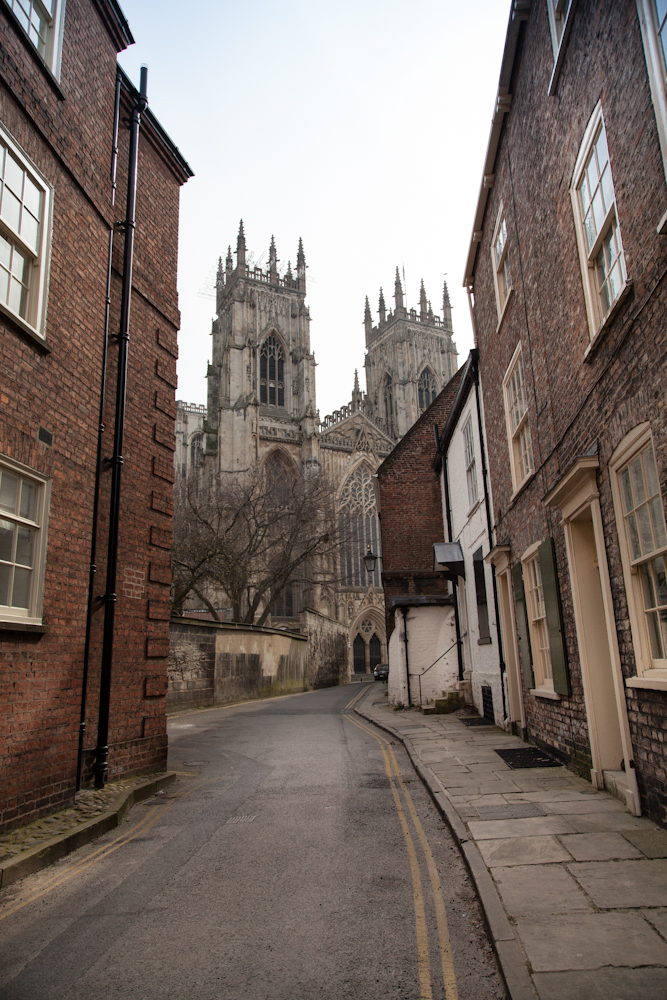 A Walk Around York: Precentor Court